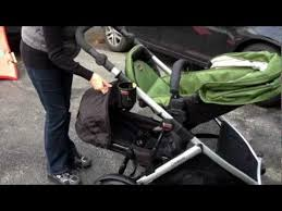 britax b ready with second seat double