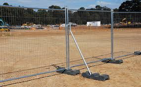 Bracing For Temp Fencing Braces Stays And Supports Fortress Fencing