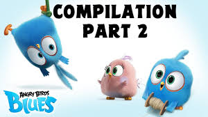 Angry Birds Blues | Compilation Part 2 - Ep11 to Ep20 - YouTube