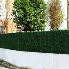 China Outdoor Artificial Boxwood Hedge Graden Fence For Landscape China Garden Fence And Artificial Plant Price
