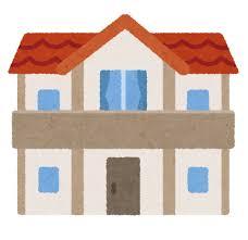 いろいろな家のイラスト | かわいいフリー素材集 いらすとや