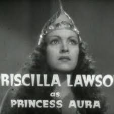 Priscilla Lawson: The Aura of Princess Aura – (Travalanche)