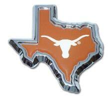 Texas Flag State Shape Metal Auto Emblem United States Chrome Car Decal Mvp For Sale Online Ebay