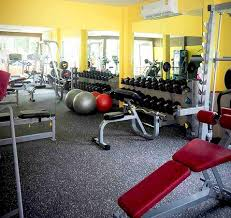 wele to dolphin fitness picture of