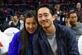 Walking Dead: Steven Yeun welcomes first child | EW.com