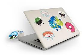 Laptop Stickers 2 Day Turnaround Makestickers