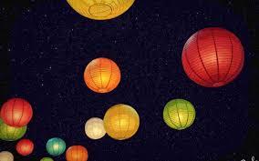 47 chinese lantern wallpaper on