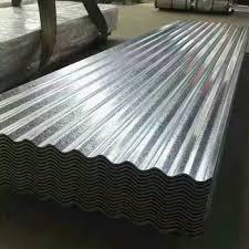 galvanised corrugated steel sheet