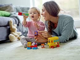 Trò chơi giúp phát triển tư duy cho bé   Văn hóa