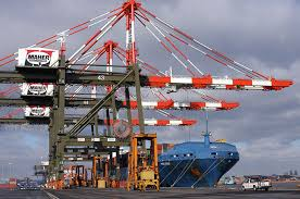 Image result for newark nj container terminal