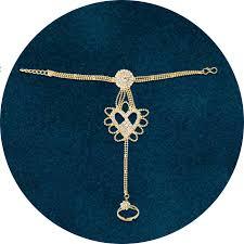 silver chain design for s women