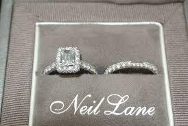 neil lane diamond bridal set