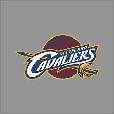 Cleveland Cavaliers 6 Nba Team Logo Vinyl Decal Sticker Car Window Wall
