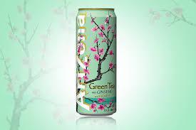 green tea arizona beverages america
