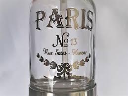 bella lux glass chrome paris no 13