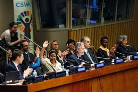 A report on the UN Commission on the Status of Women, New York City, March  14-24, 2016   Association of World Citizens