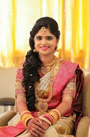bridal makeup tamilnadu style you