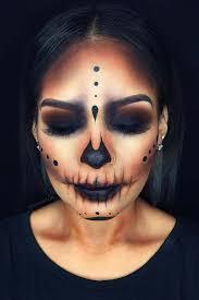 simple skeleton makeup ideas saubhaya