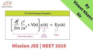 schrodinger wave equation wave