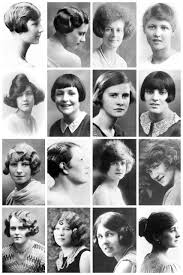 The Vintage Thimble 1920 S Hairstyles A Collection Of 1920 S