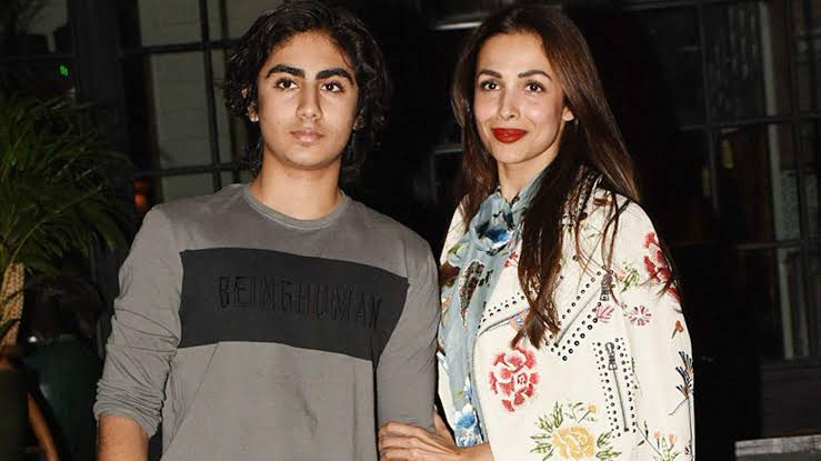 """Image result for Malaika with son"""""""