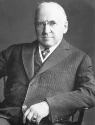 David Eugene Smith, 1920 MAA President | Mathematical Association of America