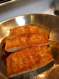 Crispy Fish Fillets With Herb Butter ...