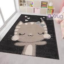 Rugs Carpets Kids Animal Rug Grey Beige Cream Nursery Childrens Play Carpet Baby Room New Mat Medicareresources Org