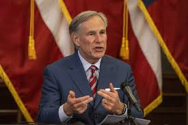 WATCH: Texas Gov. Greg Abbott addresses high rate of COVID-19 cases in  Amarillo