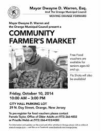 Orange Farmer's Market Today - TAPinto
