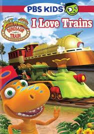 pbs kids dinosaur train i love