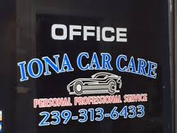 Iona Car Care Auto Repair 15580 Mcgregor Blvd Fort Myers Fl Phone Number Yelp
