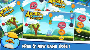 Knock Down - Angry Chicken cho Android - Tải về APK