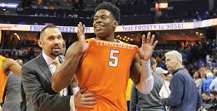 Vols' Admiral Schofield repeats as SEC Player of the Week