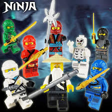 Compatible LEGO Ninjago Emperor Ice Lloyd Kai Cole Jay Nya vs Pythor Snake  Skalidor Set Leader Blizzard Samurai Block Kid Toys 