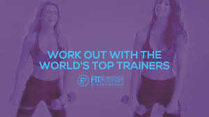 fitfusion by jillian michaels powered