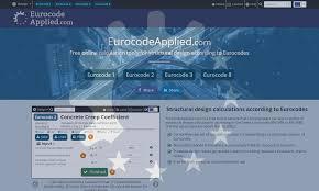 eurocode design calculation tools for