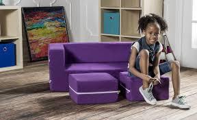 Toddler S Zipline Loveseat Microsuede Jaxx Bean Bags