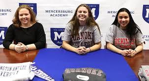 Caroline Kranich '20, Addie Jenkins '20,... - Mercersburg Alumni   Facebook