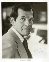 Kenneth Tigar - Autographed Signed Photograph | HistoryForSale Item 198179