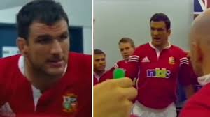 Previously unseen footage of Martin Johnson team talk is evidence ...