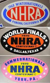 Sticker Shock Nhra