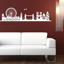 Style And Apply London Skyline Wall Decal Wayfair