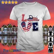 america pontoon love shirt hoo sweater