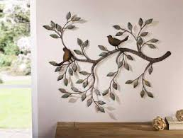 3 cool ideas for metal branch wall decor