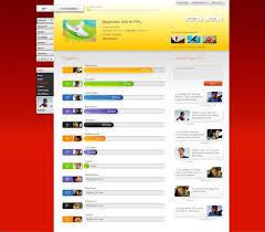 Nike+ Relaunch by Adam Jesberger, via Behance | Unique website design, Web  design, Website design