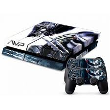 Designer Ps4 Alien Monster Battle Vinyl Sticker Decal 2 Controller Shell Skins Mod Freakz