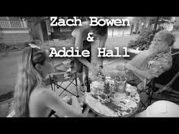 Zach Bowen and Addie Hall - New Orleans 2006 - YouTube