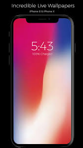 iphone 8 live wallpapers iphone x