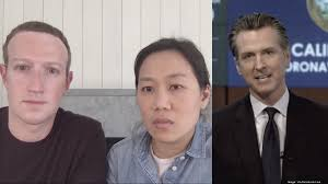 Gov. Newsom warns of dire need for ventilators in live video chat with Mark  Zuckerberg, Priscilla Chan - Silicon Valley Business Journal